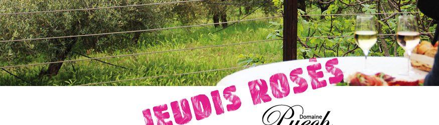 Jeudi 18 juillet #lesjeudisroses