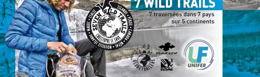 Projection de Seven Wild Trails