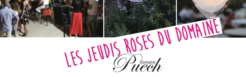 Jeudis Rosés 2020 Domaine Puech