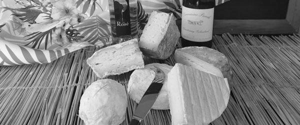 Panier Fromages de Vache & Vins – En livraison